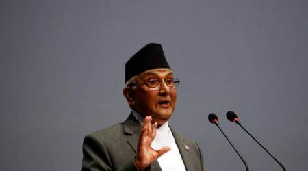 Nepal party leaders tell PM Oli to prove India charge or resign