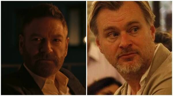 Kenneth Branagh, christopher nolan, tenet,