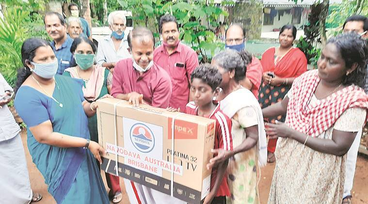 Kerala joins hands for its children to access online classes