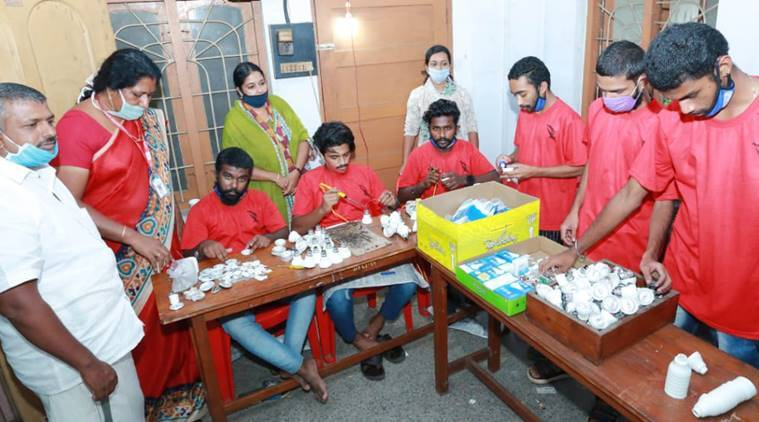 kerala coronavirus cases, kerala cm relief fund, kerala volunteers coronavirus, Kerala State Youth Welfare Board (KSYWB)