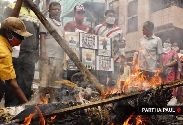 Boycott China products, Kolkata products, Kolkata boycott China products, India news, Indian Express
