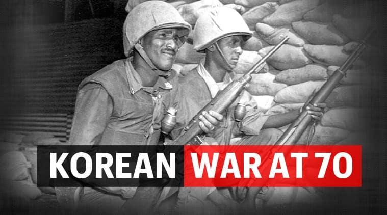 Korean war, korean war 70th anniversary, Ethiopia, United Nations, Ethiopia in Korean war, world news, Korea news, Indian Express