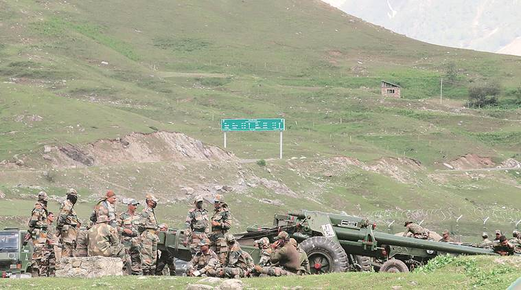 india china faceoff galwan valley, ladakh border india china tension, line of actual control india china, de-escalation meeting india china corps commanders, chushul meeting, rajnath singh meeting ladakh issue
