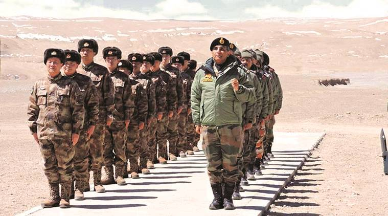 """China, India taking steps to """"ease"""" situation along borders: Chinese official"""