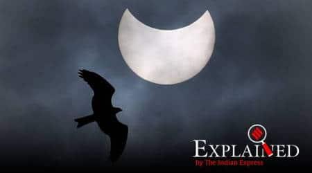 Solar eclipse, partial Solar eclipse 2020, summer solstice