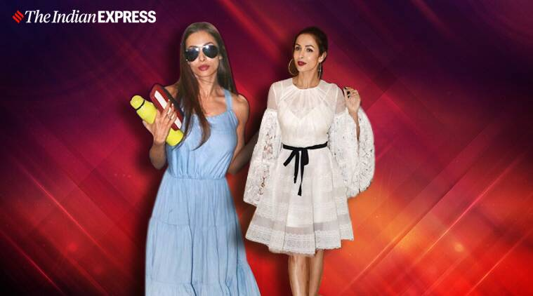 Malaika Arora, Malaika Arora checks, Malaika Arora gingham outfits, Malaika Arora travel style, Malaika Arora airport style, Malaika Arora check jumpsuit, Malaika Arora latest news, Malaika Arora fashion, Malaika Arora style, Malaika Arora casual style, Malaika Arora updates, Malaika Arora latest photos, celeb fashion, bollywood fashion, indian express, indian express news
