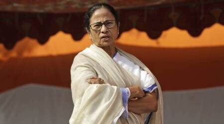 mamata banerjee, mamata banerjee shock over cbse syllabus cut, cbse syallabus cut, indian express news