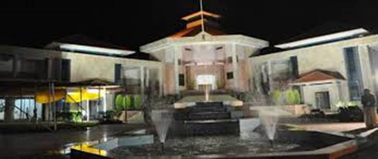 Manipur HC, 7 MLAs barred entry in Manipur House, Manipur assembly, congress mlas defection Manipur, Thounaojam Shyamkumar, Manipur news, indian express