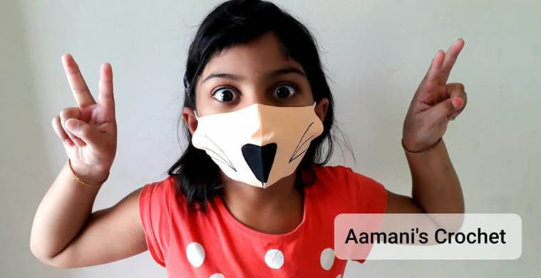 masks for kids, why do we need masks for kids, kids masks, what parents should know about masks for kids, parenting, indian express, indian express news