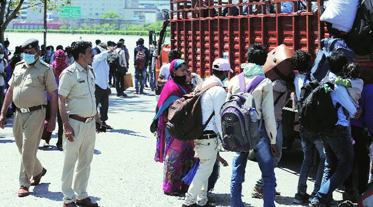 Only 30% migrants have 'no intention' to leave Gurgaon: Study