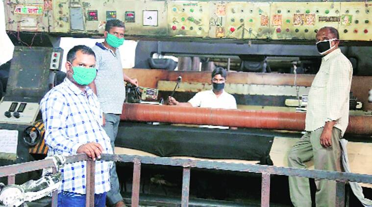 punjab news, migrant workers lockdown, migrant labour salary, factoory migrant worker