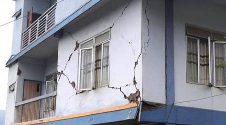 Mizoram earthquake, Mizoram earthquakes, earthquake Mizoram, India news, Indian Express