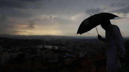 Gujarat rainfall, average rainfall, Saurashtra rain fall, Ahmedabad news, Gujarat news, indian express news