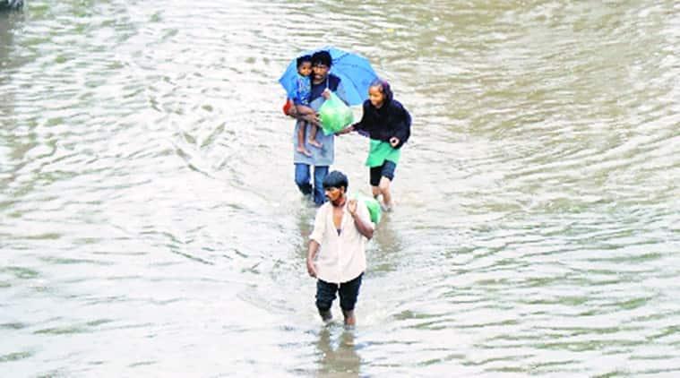 gujarat monsoon, southwest monsoon in gujarat, southwest monsoon arrival in gujarat, md, imd southwest monsoon update, imd, indian express news