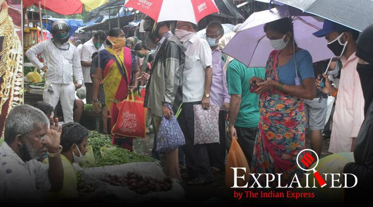 Explained: Will the monsoon impact the spread of COVID-19?