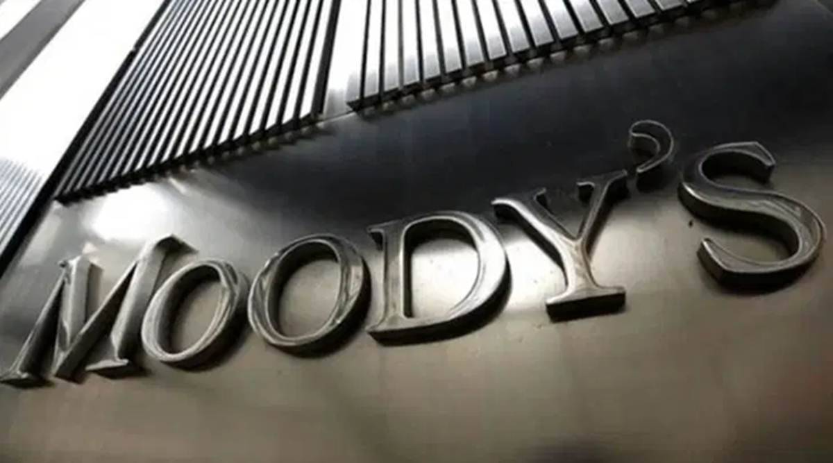 GDP growth, Moody's forecast, Indian economy, Moody GDP, economy news, Business news, Indian express news