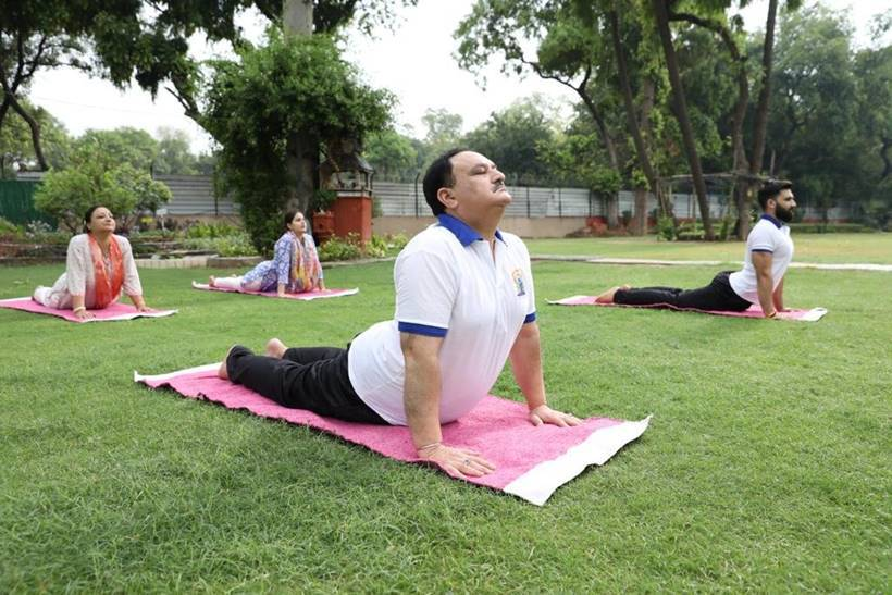 PM Narendra Modi Urges People to Observe this Yoga Day from Home