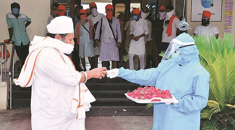 Nanded gurdwaras now Covid Care Centres: 'Most comfortable'