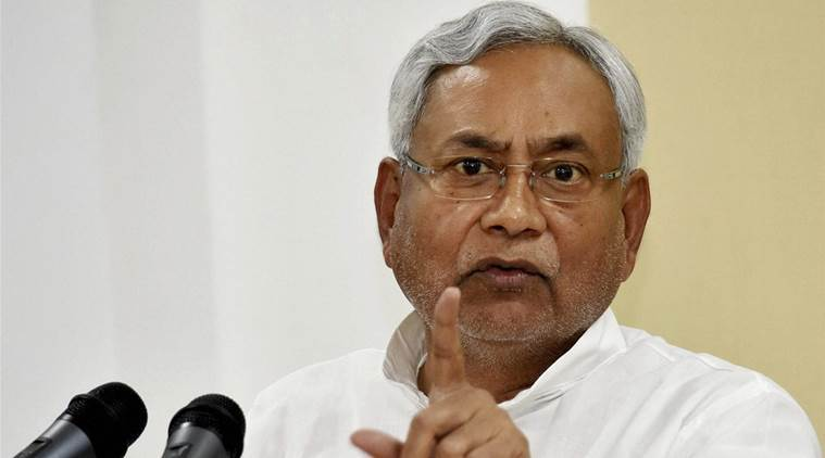 Those back in Bihar don't need to leave out of helplessness: CM Nitish Kumar