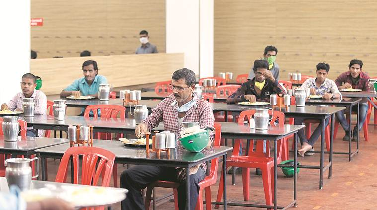 No lunching together in offices, says  UT Admin citing distancing norms