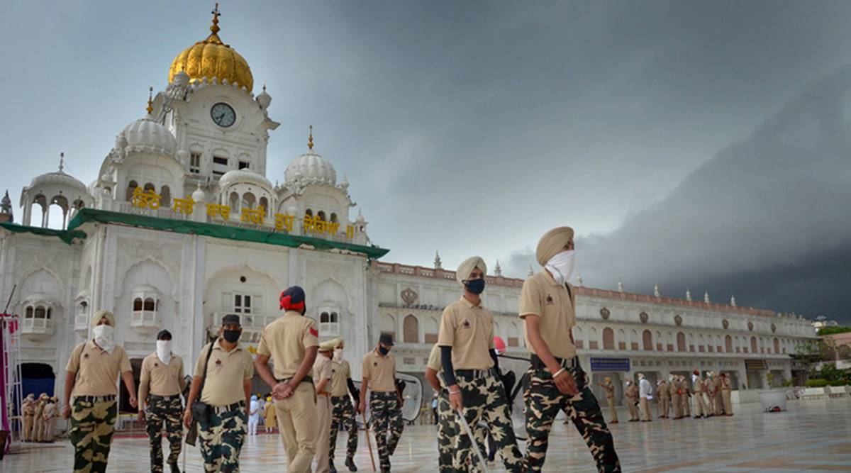 operation blue star, operation blue star documents, operation blue star golden temple, golden temple