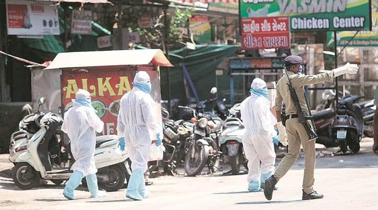 India police, police coronavirus lockdown, police reforms, police clash,