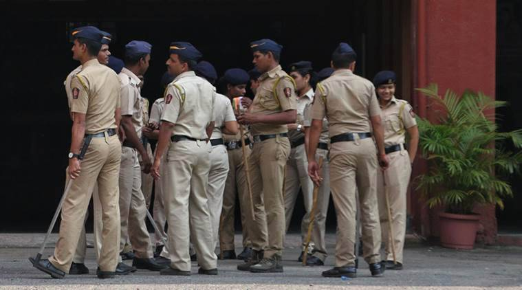 cops Reinstatement, custodial death case, Mumbai police, Maharashtra news, Indian express news