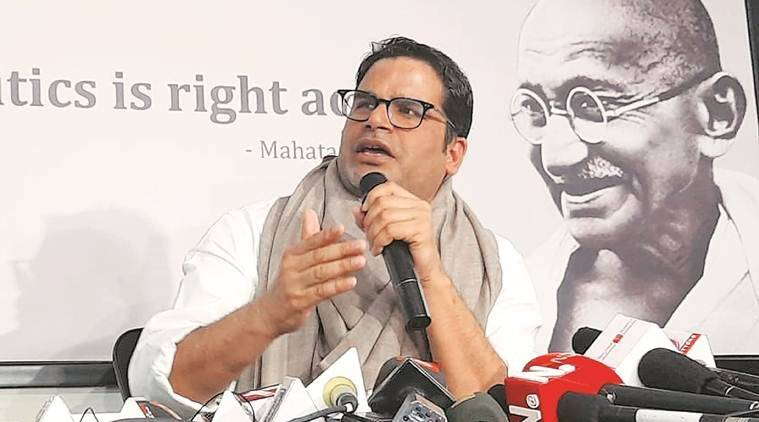 For 2022, Capt Amarinder Singh wants Prashant Kishor by his side