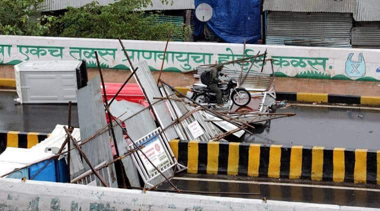 Cyclone nisarga, Cyclone nisarga Pune, Pune weather, Cyclone nisarga latest updates, Cyclone nisarga updates Pune, Cyclone nisarga latest news, Pune news indian express