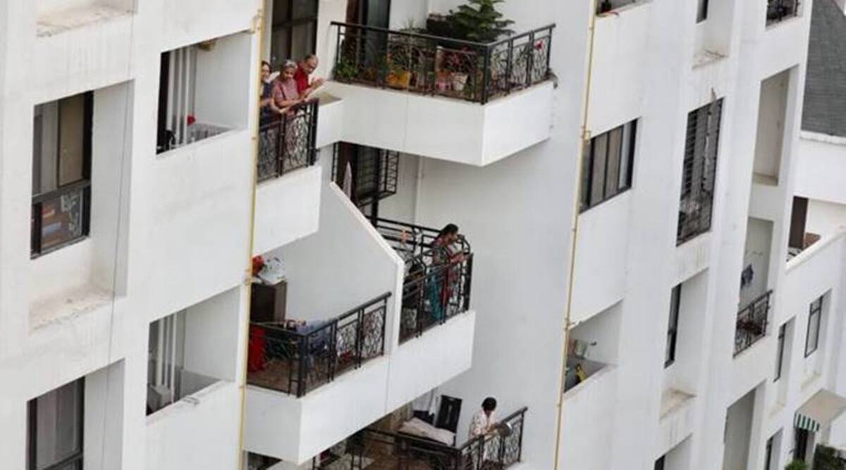 PCMC alerts housing societies, residents about 'outsiders ...