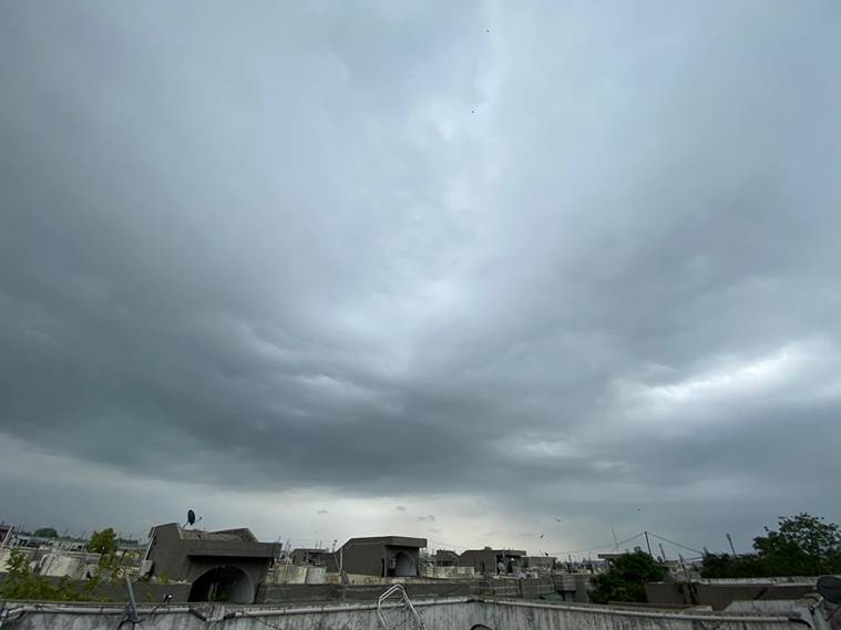 Weather Forecast Today: Rain lashes parts of Delhi-NCR