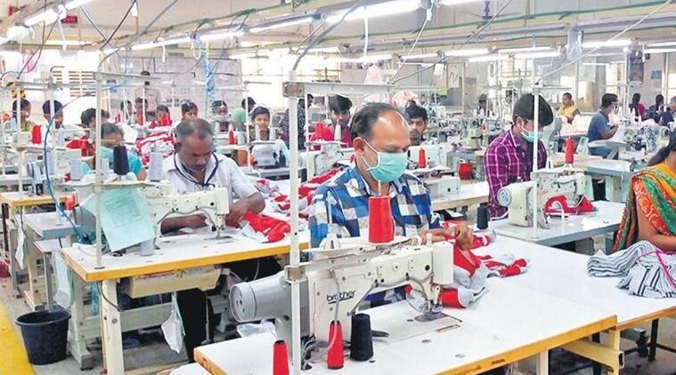 covid 19, covid 19 lockdown, migrant workers, workers in up, up skill database of migrant workers, Noida Apparel Export Cluster, Noida Apparel Export Cluster worker shortage, migrant workers from up, indian express news