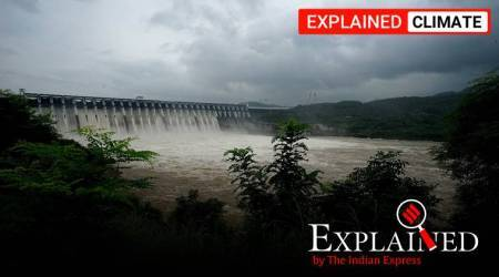 India reservoirs, India reservoir stock, India rainfall, southwest monsoon india, india water stock, indian express