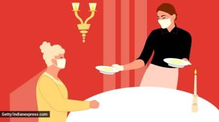 restaurants, unlock 1, coronavirus, takeway, dine in, sanitisation, indian express
