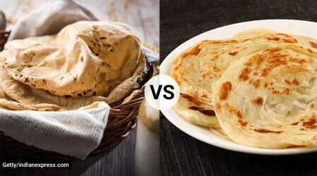Roti vs parotta, biscuit vs chocolate, fryum vs papad