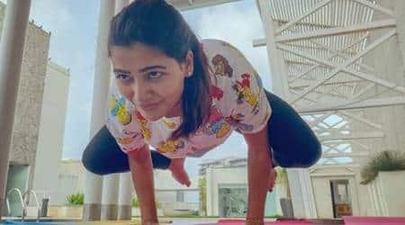 Samantha Akkineni, yoga