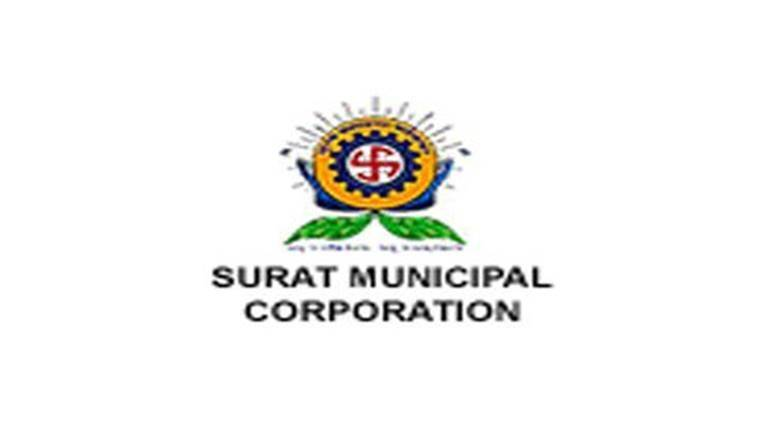 covid-19 in surat, covid-19 cases in surat, smc, smc mou with private hospitals, extra beds for covid patients in surat, indian express news