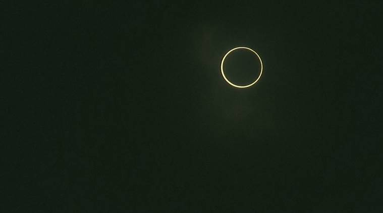 solar eclipse, annula solar eclipse, solar eclipse june 21