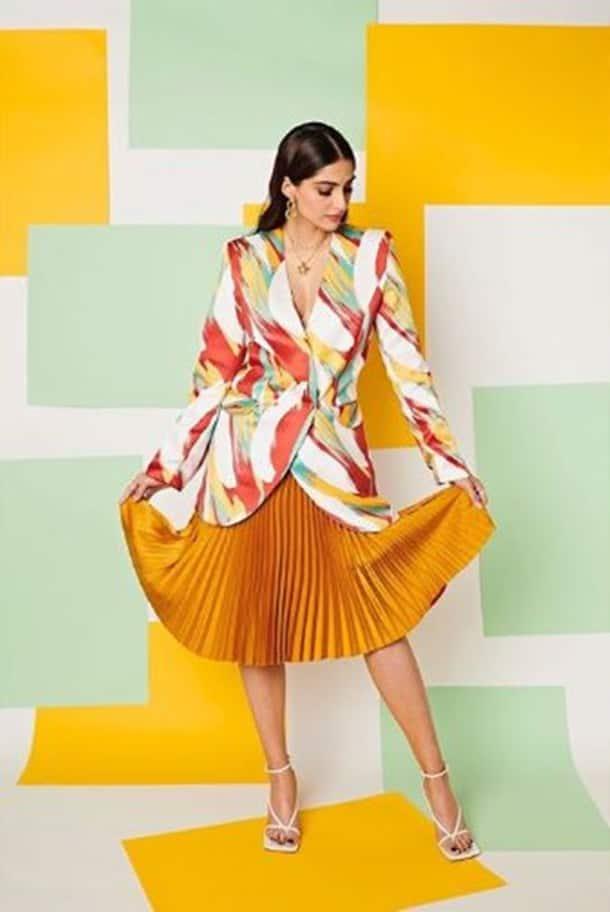Skirt ideas, latest Skirt ideas, latest top Skirt ideas 2020, sonam kapoor, sonam kapoor photos, sonam kapoor latest photos