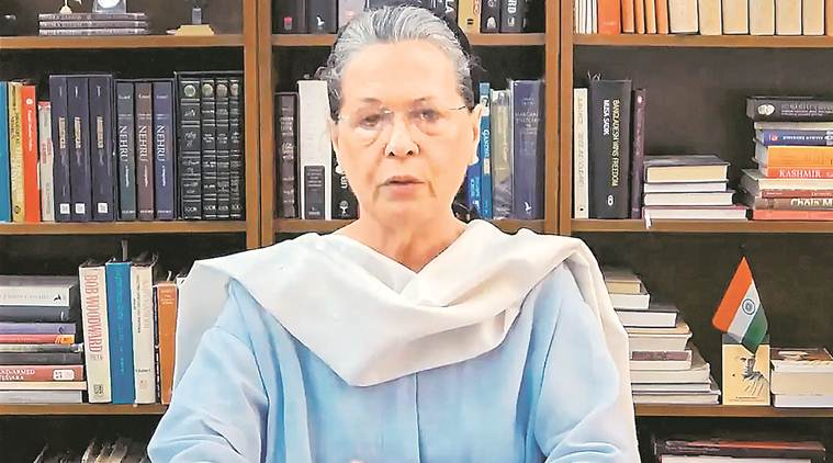 India-China faceoff: Sonia asks questions, her Opp colleagues underline solidarity