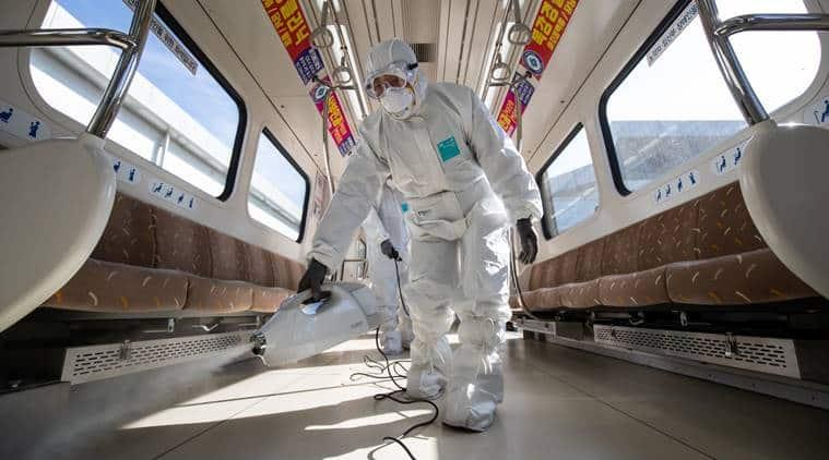 South Korea coronavirus cases, South Korea coronavirus second wave, coronavirus cases South Korea, World news, Indian Express
