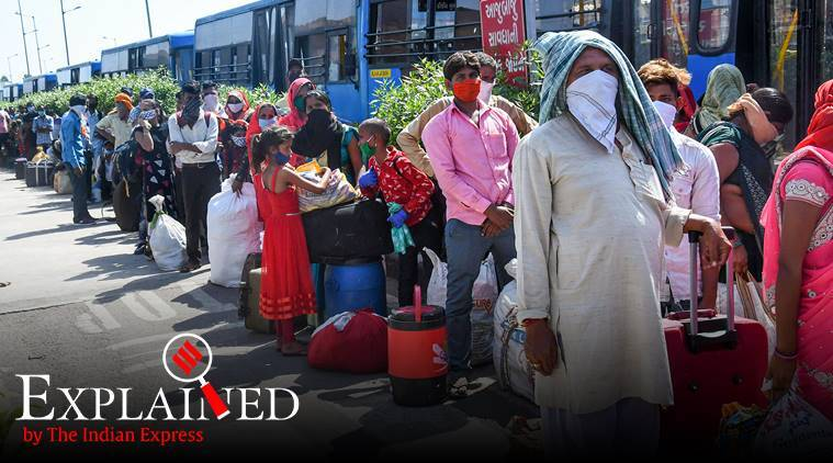 In Surat, reminders of 1994 plague: worker exodus, empty units, special trains