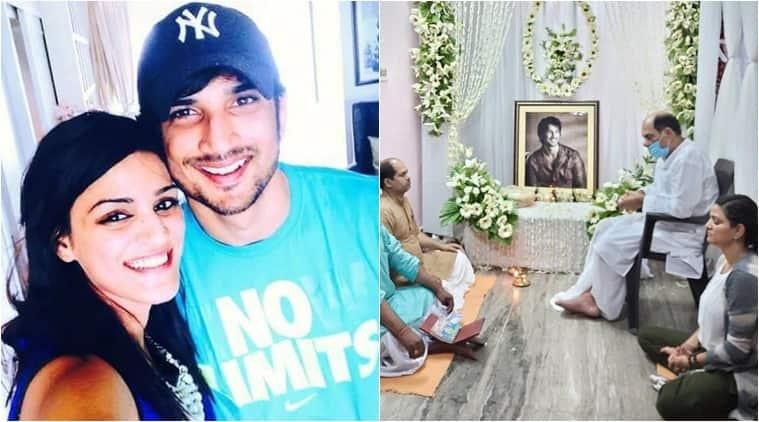 Nana Patekar Visits Sushant Singh Rajput's Home in Patna, Meets His Father