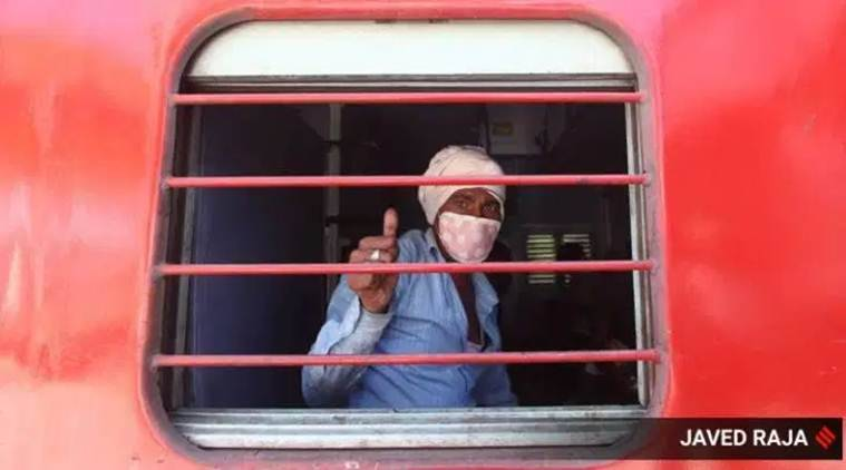 Amid tension, train taking workers to Leh cancelled
