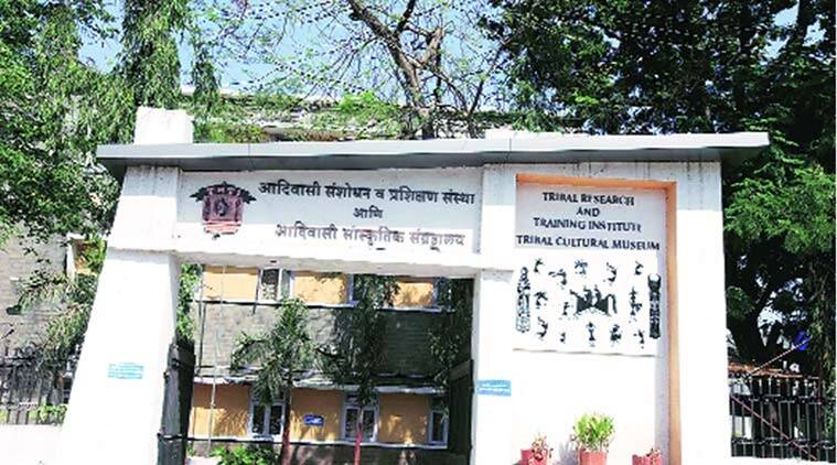 pune tribal research and training institute, trti, trti fund release to scheduled tribes, trti funds for ST engineering coaching, tri RTI reply, indian express news