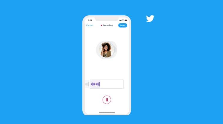 tweet, tweet voice, twitter feature