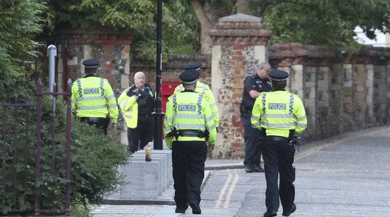 Three killed in stabbing at UK park; police say motive unclear