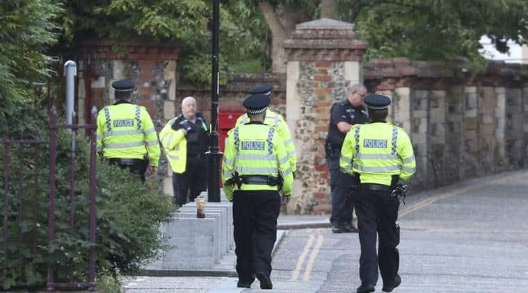Three killed in stabbing at UK park; police say motive unclear