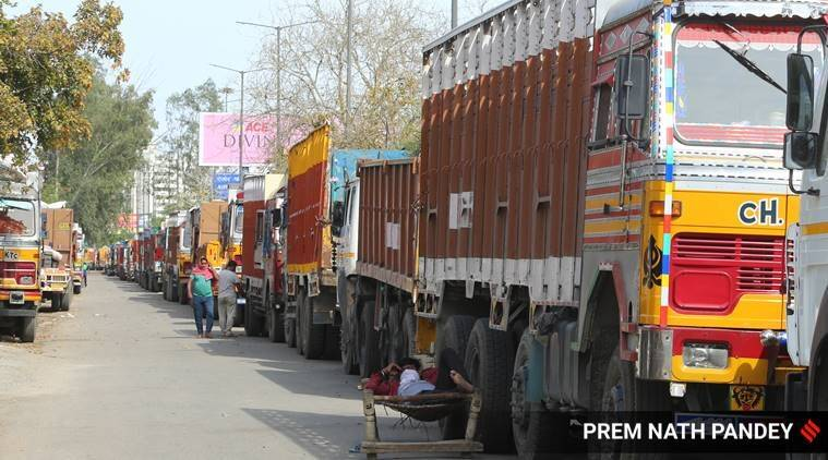 ahmedabad city police commissioner, ahmedabad heavy vehicles ban in city, ahmedabad pollution, ahmedabad heavy vehicles pollution, indian express news