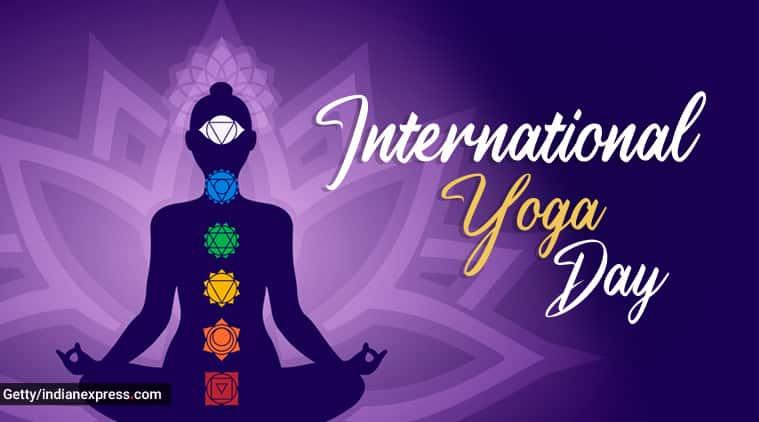 international yoga day, yoga day, happy yoga day, indian express news